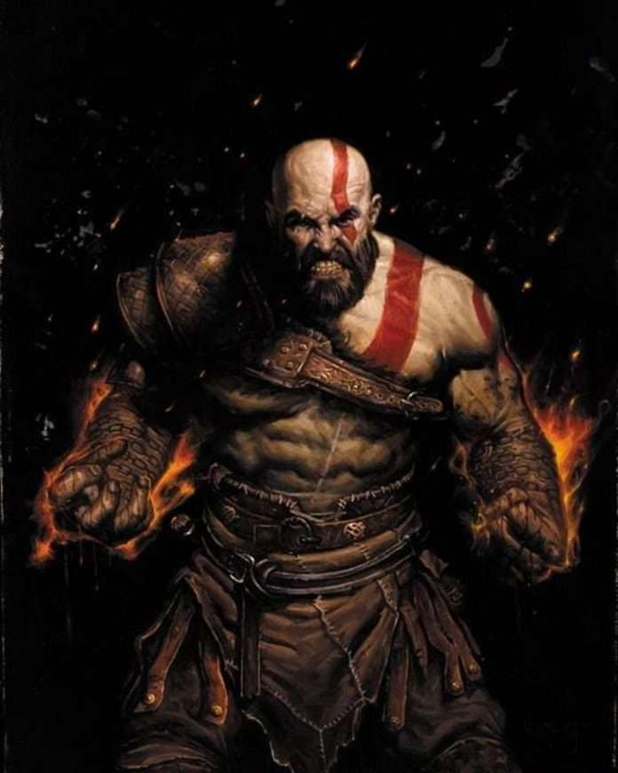 Story of Game God of war 1