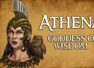 athena greek god