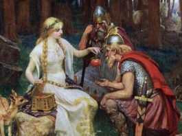 The Norse Gods and Goddess