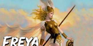 Freya the Goddess