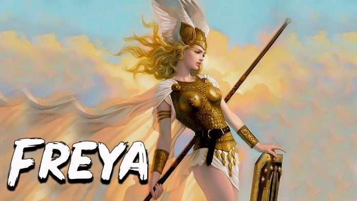 Freya the Goddess